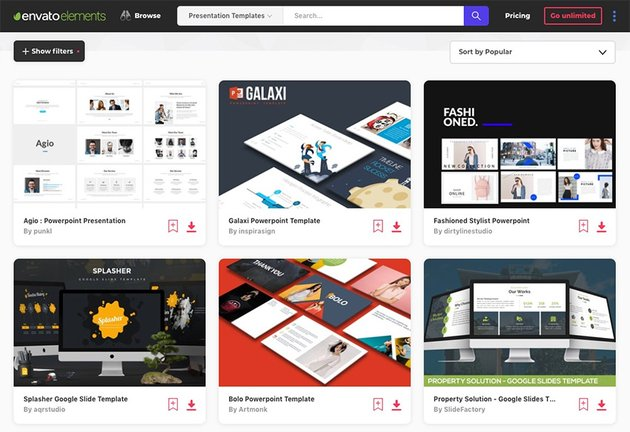 Microsoft PowerPoint Themes Download