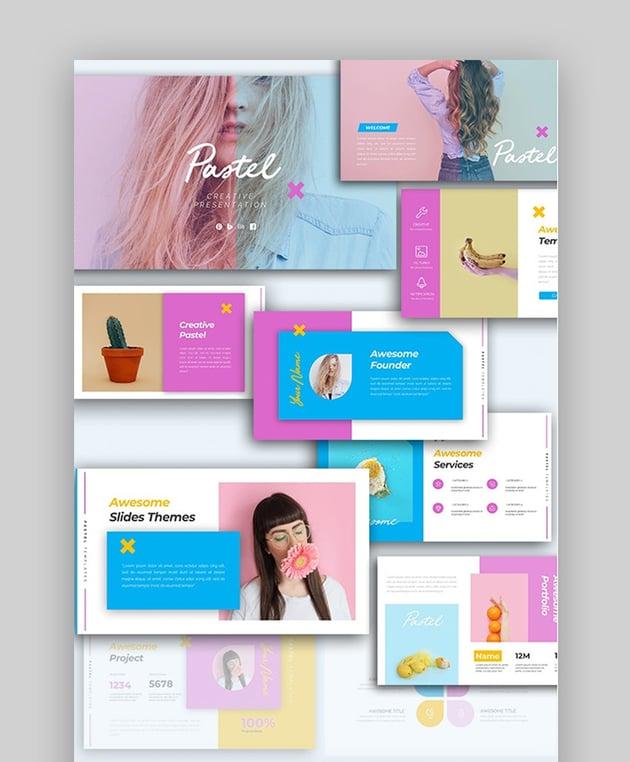 PowerPoint Color Scheme Ideas