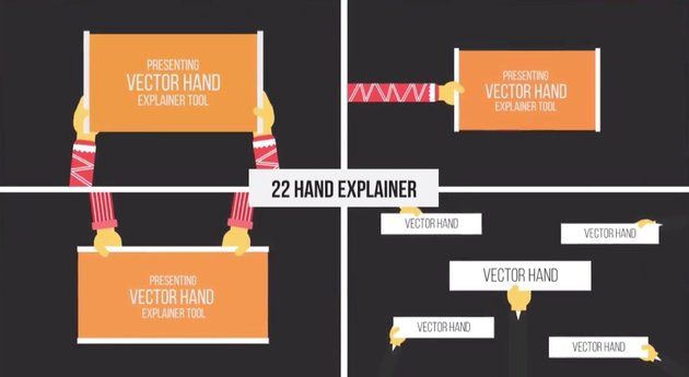 Hand Explainer Kit