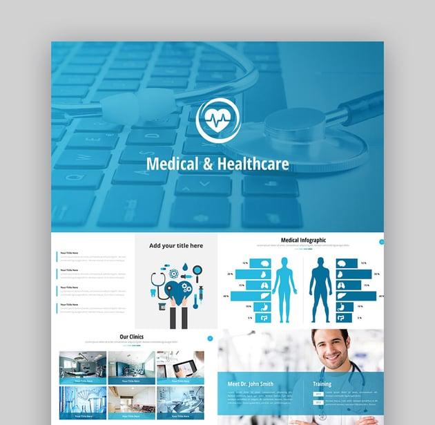 Medical Presentation Templates