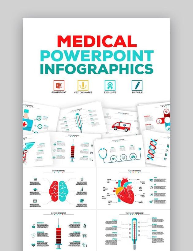 PowerPoint templates medicine