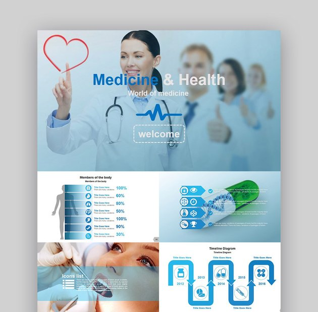 Medical PPT Templates