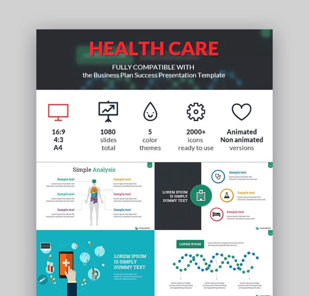 Medical PowerPoint Themes