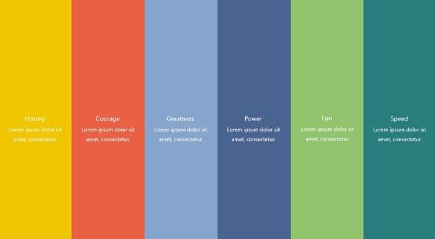 Best presentation color schemes