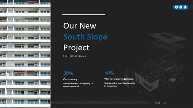 Real Estate PPT Template