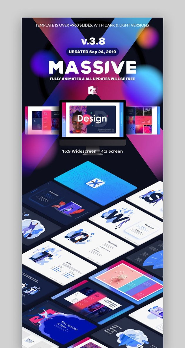 Best Designed PowerPoint examples