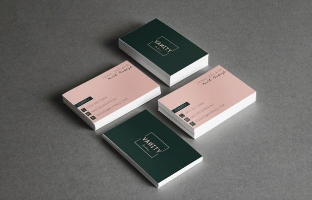Free business card design