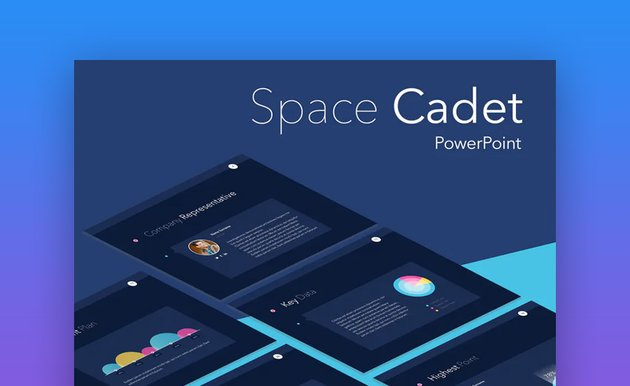 Space PowerPoint Slides