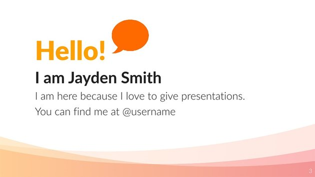 Free premium PowerPoint templates