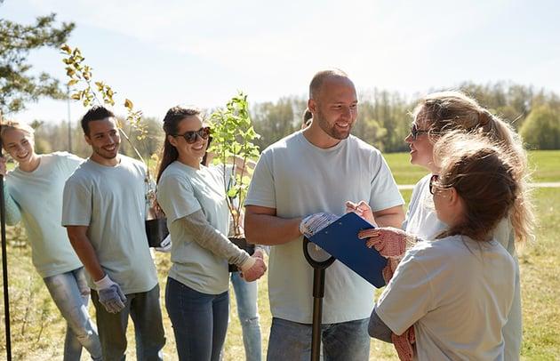 Community Involvement programs