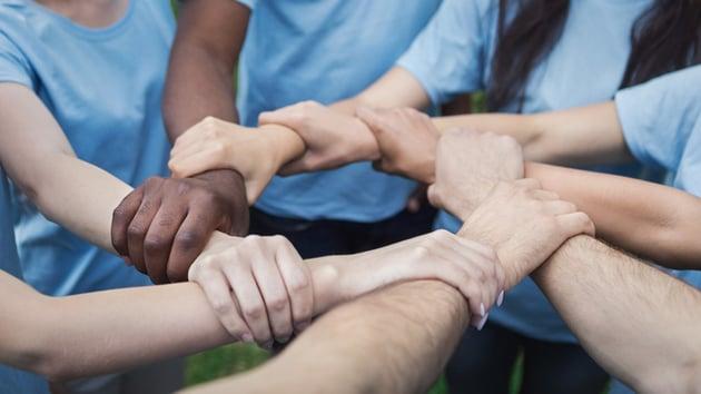 Team building for community involvement