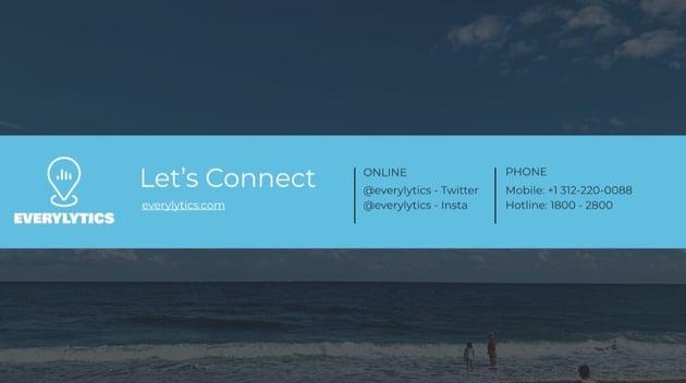 Start conversation slide PowerPoint