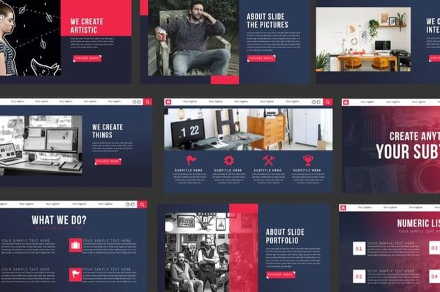 Analysiz best PowerPoint design