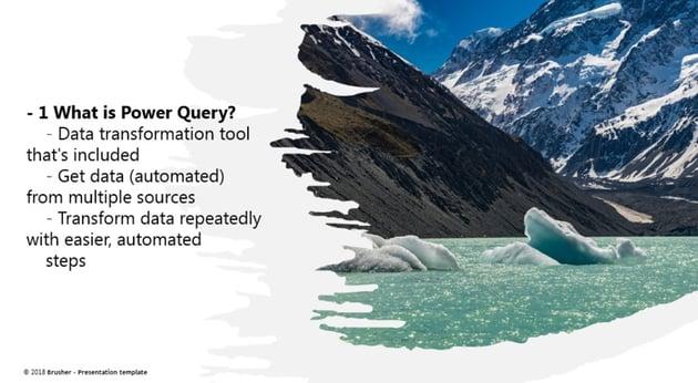 Brusher PowerPoint outline