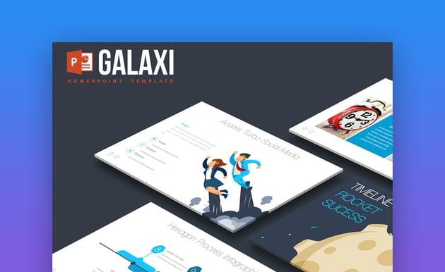 Galaxi PowerPoint Presentation Template