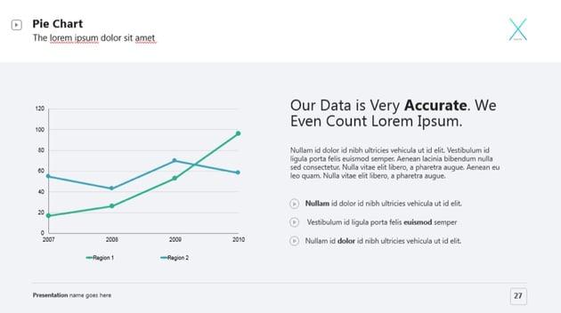 Update PowerPoint Presentations Data
