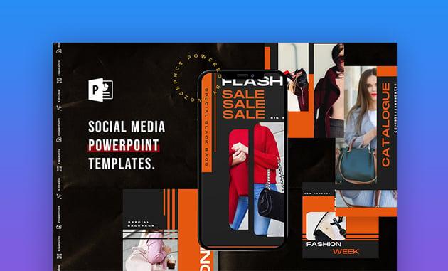 Social media PowerPoint