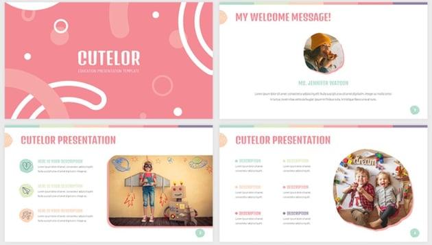 Cutelor slideshow ideas for fun