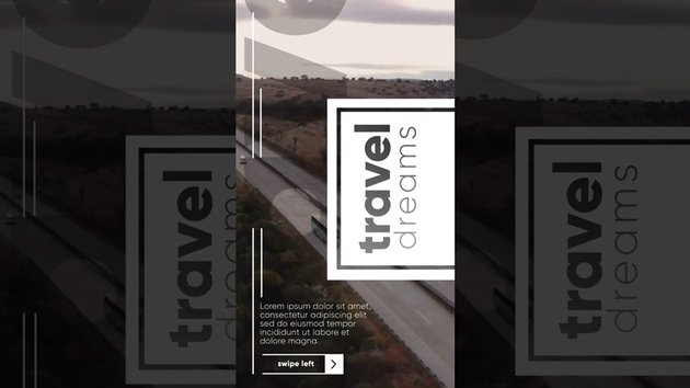 Vertical Overlay Story Box Free Premiere Pro Instagram Story Template