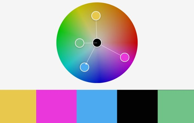 Colors free colorful PowerPoint templates