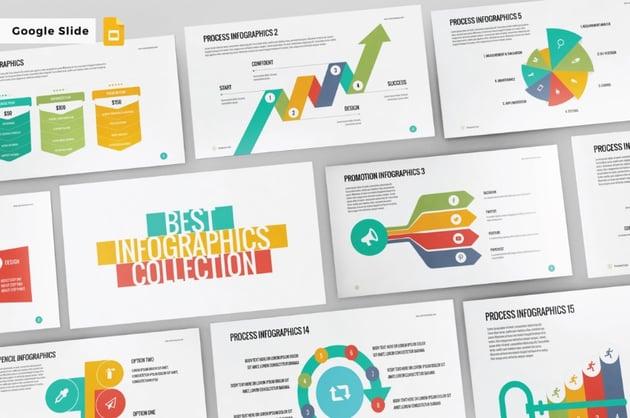 Infographic Google Slides master