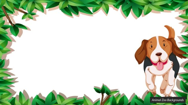 Free farm animals PowerPoint template