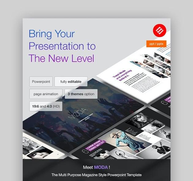 Purple PowerPoint presentation templates
