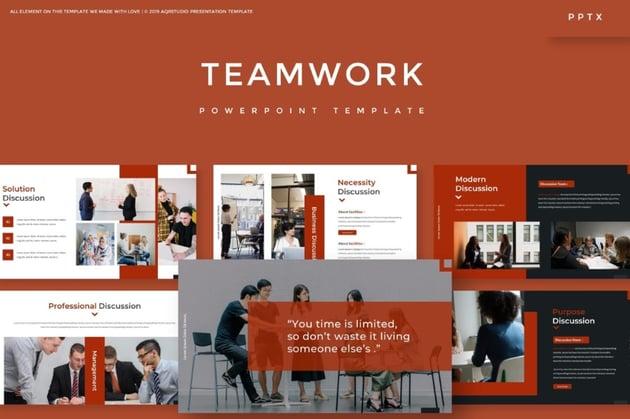 Teamwork presentation topics