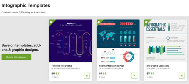 GraphicRiver infographic graphics