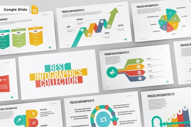 Infographic themes
