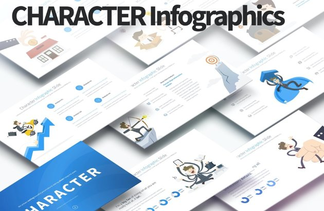 PowerPoint characters