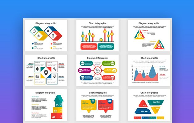 Google infographic template