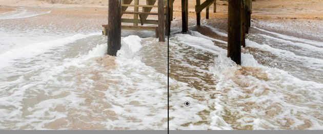 Before and after clarity LR