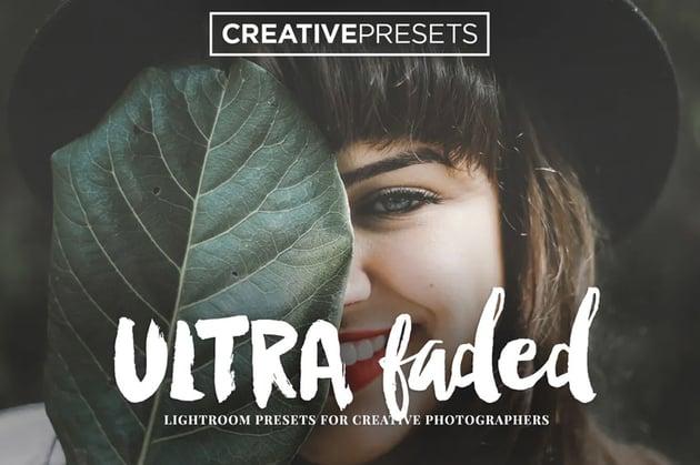 Ultrafaded Lightroom preset