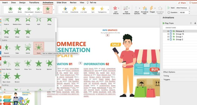 Erstellen Sie animierte PowerPoint-Vorlagen