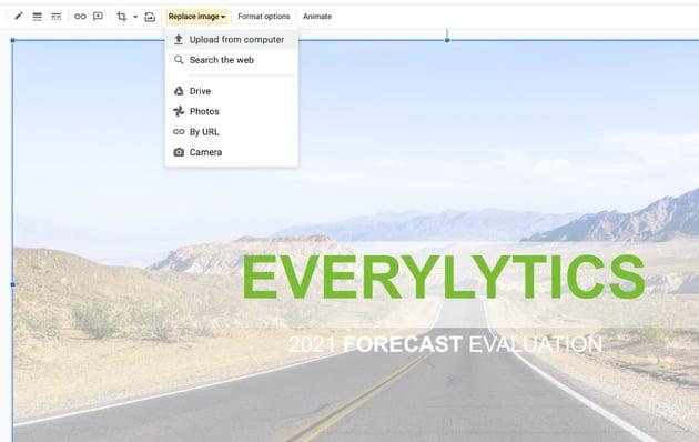 Google Slides professional themes