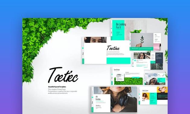 Toetiec alternatives to PowerPoint