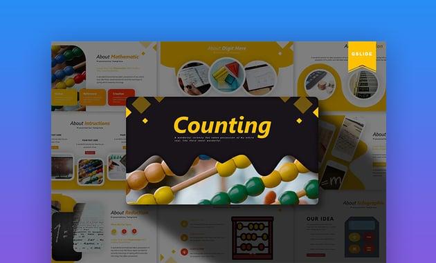 Math presentation slides