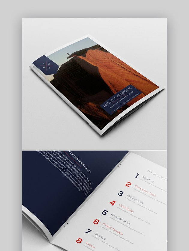 Contract sample template