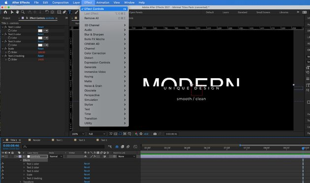 best website for After Effects templates