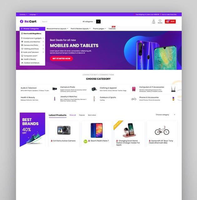 REHub - Price Comparison Multi Vendor Marketplace Affiliate Marketing Community Theme