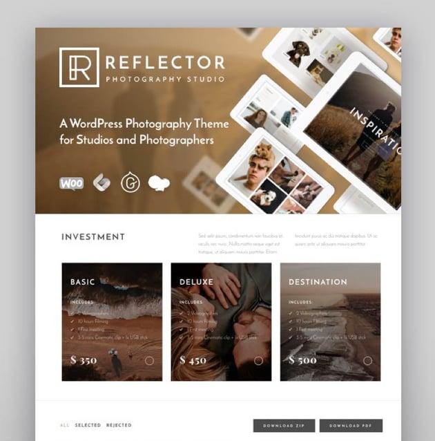 Reflector - Photography