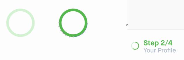 progress circle