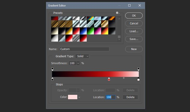 Creating a new gradient
