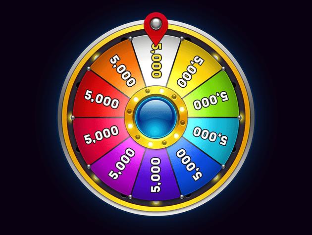 Wheel of Fortune Photoshop Tutorial