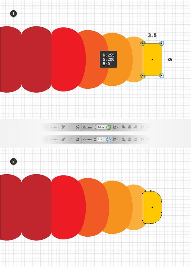 yellow rectangle