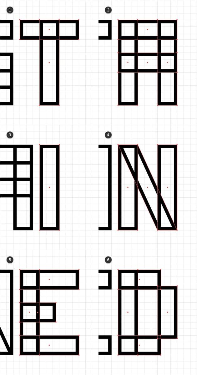 text design letters