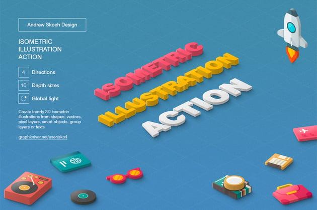 SmartIcon Generator 2 - Isometric 3D Icons
