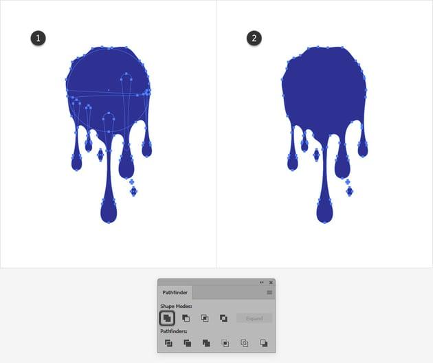 ink splatter brush illustrator