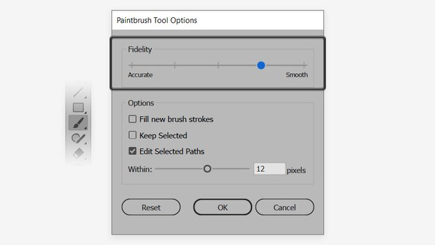 brush options Illustrator